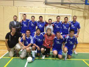 calcio a 5 2012-2013