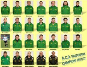 campioni 2012